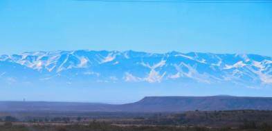 Middle Atlas peaks